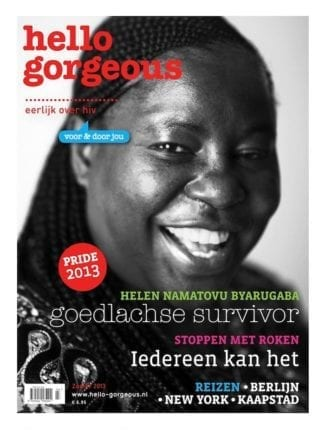 cover nummer 3 hello gorgeous