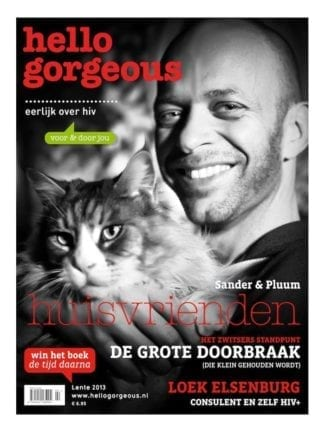 cover nummer 2 hello gorgeous