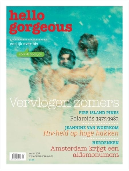 Cover hello gorgeous #4