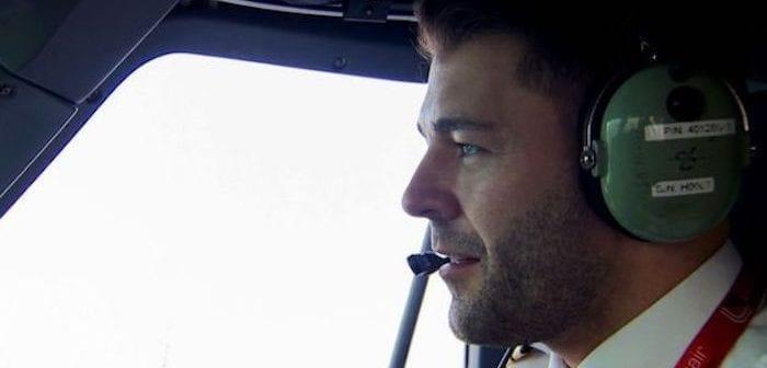 Eerste piloot met hiv